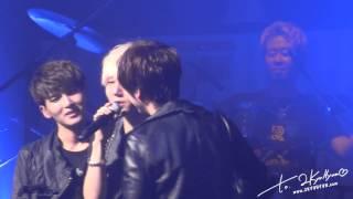 121121 - 크라이 ㅋㅅㅌ Bittersweet - Kiss Scene ㅋ (2KYUHYUN)
