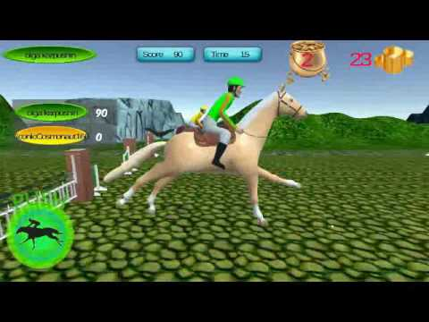 Horse Racing Multiplayer Game