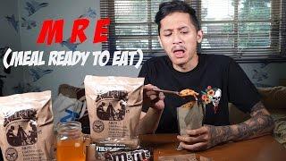Makan Makanan Tentara Amerika | MRE Challenge
