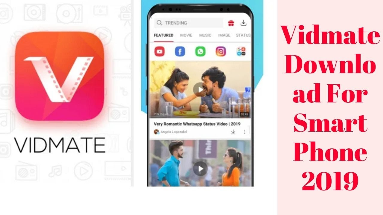 How To Download Vidmate Download 2019 Tutorial  Samsung,Huawei,OnePlus,Xiaomi Redmi   By SampleVideo