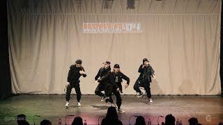 XEBEC | 2ND PRIZE | 2018 KOREA DANCE DELIGHT VOL.4