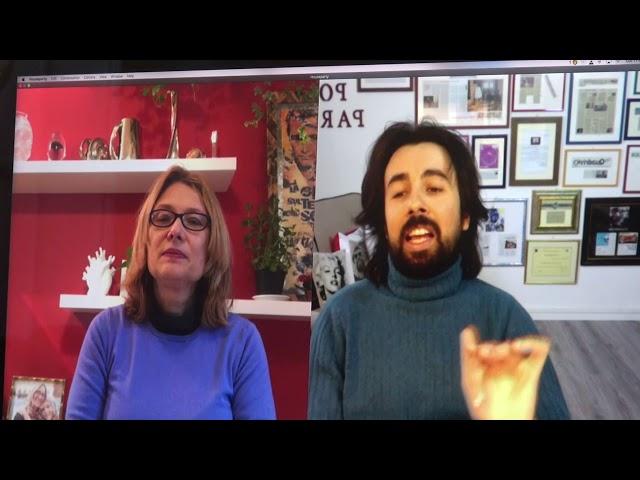 Pour Parler Web Stories 24.03.2020 Nicoletta Mantovani