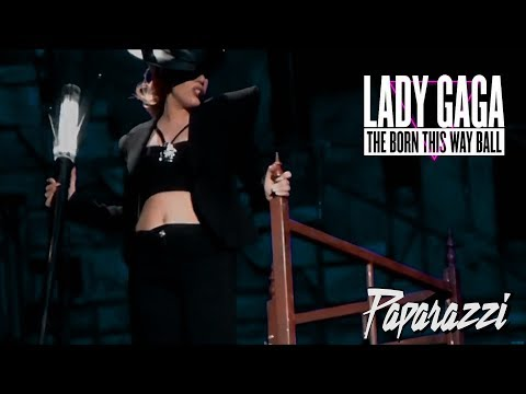 Lady Gaga - Paparazzi Born This Way Ball American Leg *Made just for funzies*