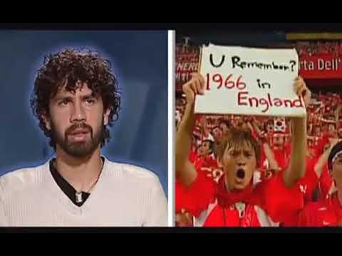 Arbitro Corrotto? Corea del sud - Italia 2-1 Mondiale 2002