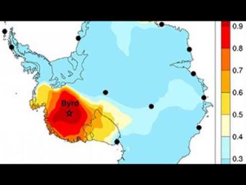 Antártida Occidental se derrite