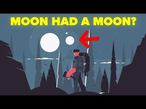 What If The Moon Had A Moon?