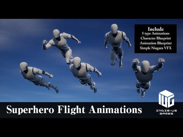 アニメーションとブループリント、2種類の新作アセットを販売開始