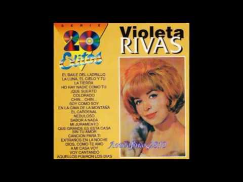 VIOLETA RIVAS 20 EXITOS