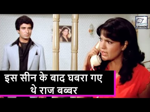 Raj Babbar Was Sacred Doing This Scene With Zeenat Aman