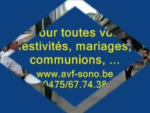 AVF sono dj karaoke clips