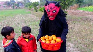 Shaitan vs Kids New Video 2020 ( moral video for kids ) New Urdu Story