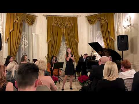 Marilyn Monroe - I'm Through With Love - Daria Stefan - Live In Concert