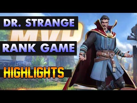 DOCTOR STRANGE RANK GAME HIGHLIGHTS (POWER) - MARVEL SUPER WAR