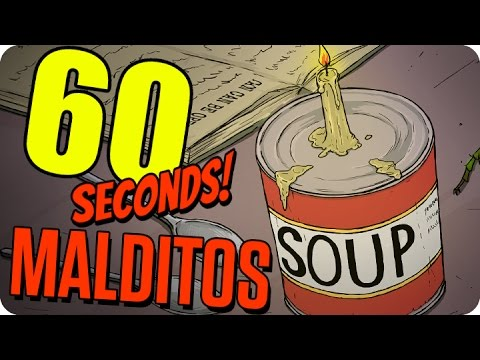 ¡ESTA FAMILIA ESTA MALDITA! | 60 Seconds!