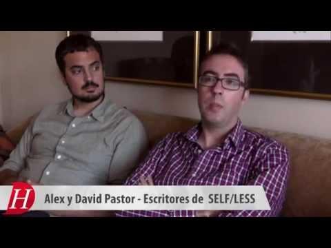 Entrevista con Alex y David Pastor por SELF/LESS