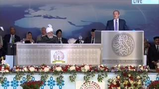 Ed Davey, Secretary of State for Energy at Jalsa Salana UK 2014