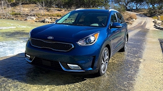 2017 Kia Niro FIRST DRIVE REVIEW (2 of 2)