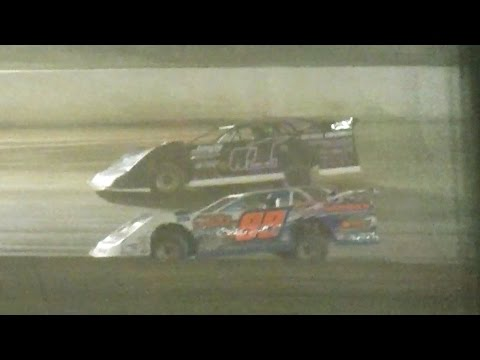 ULMS Super Late Model Feature | Eriez Speedway | September Sweep | 9-24-16