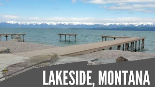 Montana Living   Moving to Montana   Lakeside, Somers, Lower Valley City Guides