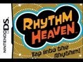 CGRundertow RHYTHM HEAVEN for Nintendo DS Video Game Review