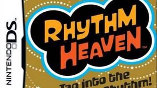 CGRundertow RHYTHM HEAVEN für Nintendo DS-Videospiel Rezension