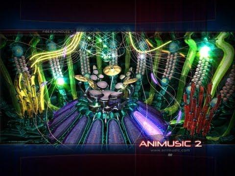 Animusic Fiber Bundles Remix