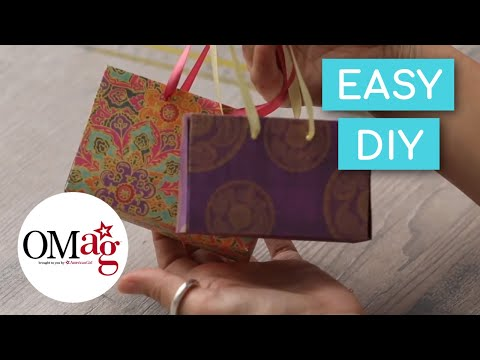 Cute Shopping Bag for Your Doll | Doll DIY | American Girl