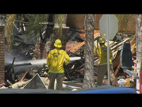 SoCalGas Technician Killed, 15 Injured In Natural Gas Explosion At Murrieta Home
