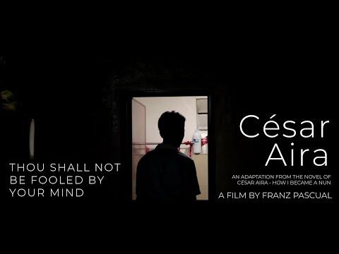 """César Aira"" - Short Film"