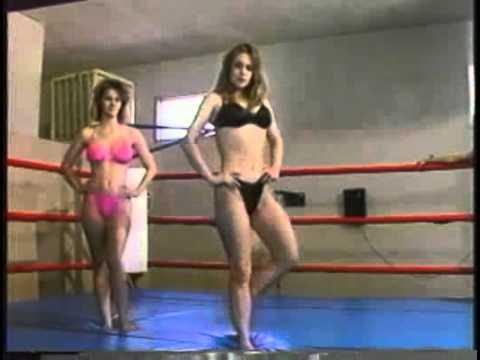 Brazial bikini wrestling pic