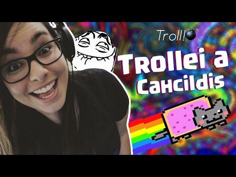 O Robin Hood Gamer Tirou Eu e A Cahcildis Da #FARM?? Trollando a Cahcildis!!Trollando Youtubers#5