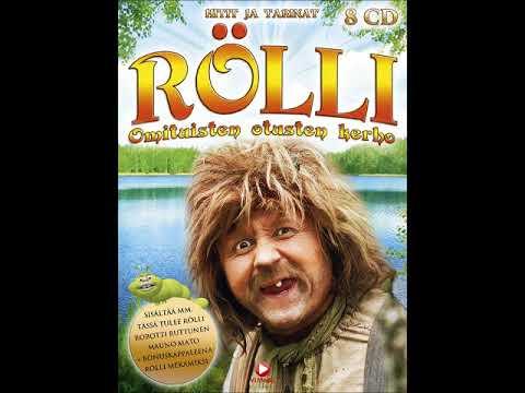 Tässä tulee Rölli + tarina - YouTube