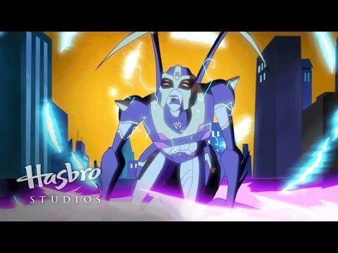Transformers: Animated - Killing Everything Organic