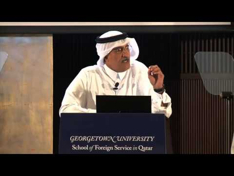 Technology and the Digital Generation, Qtel Group Chairman at Georgetown - Qatar