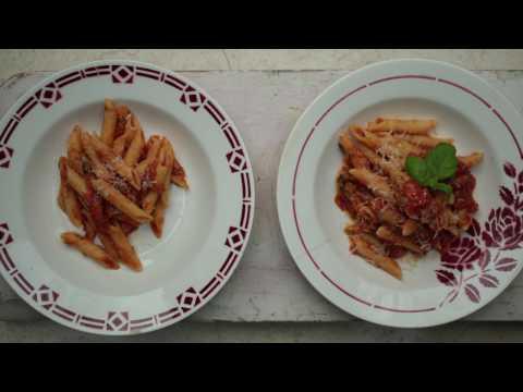 Super Simple 5 Veg Penne - Gennaro Contaldo - #TBT