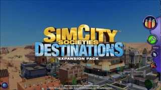 What I'm Playing: SimCity Societies (Destinations)