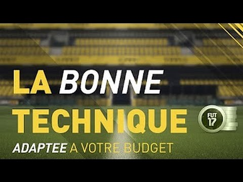 la meilleure technique d 39 achat revente du moment sur fut 17 fifa 17 youtube. Black Bedroom Furniture Sets. Home Design Ideas