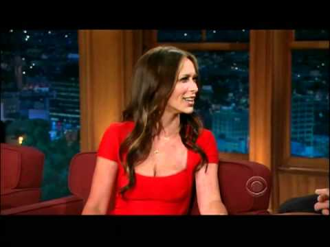 Craig Ferguson 5/23/12D Late Late Show Jennifer Love Hewitt XD