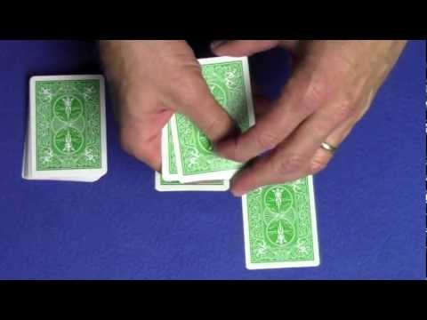 That's Not Possible - Card Trick