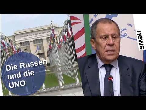 Die Russen und die UNO