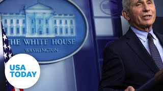 The White House COVID-19 Response Team holds a news conference (LIVE)   USA TODAY