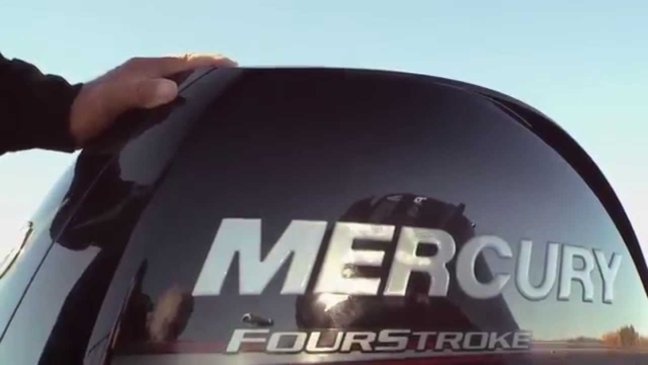 Mercury 150 FourStroke Review