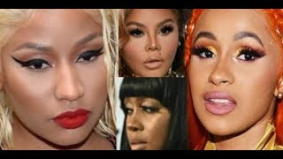 Cardi B Responds to Nicki Minaj and Nicki Reacts, ASAP Rocky Not Good Outcome in Sweden
