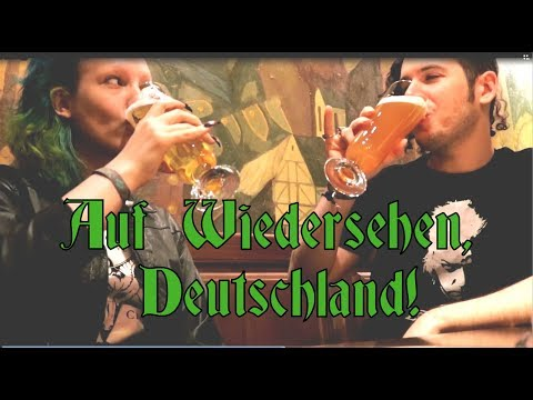 Post-WGT Vlog: Leipzig and Dresden