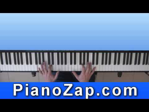 Kris Allen - The Vision Of Love Piano Cover