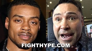 """I'LL BEAT CANELO'S ASS"" - ERROL SPENCE CALLS DE LA HOYA'S BLUFF; WANTS CANELO AFTER PORTER"