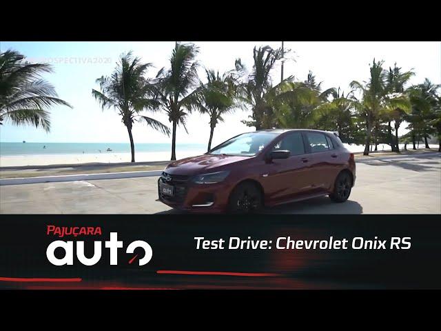 Retrospectiva 2020: Reveja o test drive do Chevrolet Onix RS