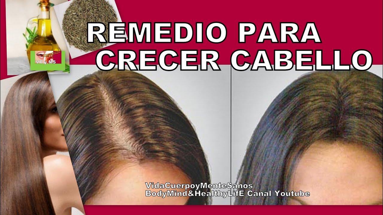 REMEDIO CASERO PARA EVITAR CAIDA DE CABELLO Y ACELERAR EL CRECIMIENTO