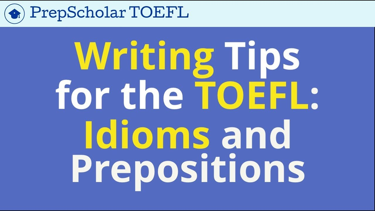 toefl writing tips Toefl tuesday: writing section advice by lucas fink on april 21, 2015 in toefl tuesday , video post , writing , writing tips if you haven't been following in the last few weeks, i've been talking about each of the four toefl sections in turn, giving some top advice for every section.