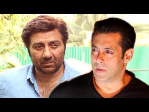 Salman Khan To Lock Horns With Sunny Deol This Diwali?
